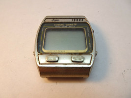 VINTAGE 1981 ARGUS NELSONIC COSMIC WARS VIDEO GAME WATCH FOR REPAIR OR P... - $150.00