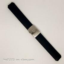 Black rubber strap watchband for Tissot T-Touch Z253/Z353 Z252/Z352 20mm... - $36.63