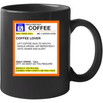 Coffee Prescription Coffee Lover Mug - $22.99