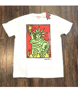 Keith Haring Statue of Liberty New York MoMA Art Artist T Shirt Mens Siz... - $29.69