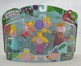 Ben & Hollys Little Kingdom - Royal Family Figurines Exclusive - $14.03
