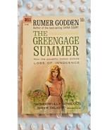The Greengage Summer; Rumer Godden; 1st Dell PB Printing 1961; VG condition - $10.00