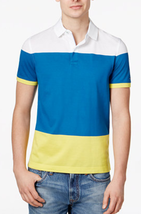 Tommy Hilfiger Men's Crispin Colorblocked Cotton Polo, Size XXL, MSRP $69 - $34.64