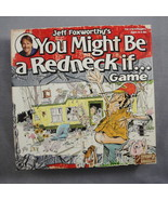 Jeff Foxworthy's You Might Be a Redneck if Board Game Patch 2006 Complete - $8.79