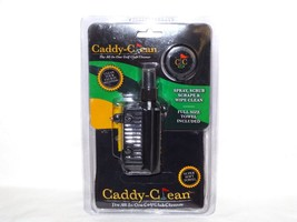 Caddy-Clean- The All-In-One Golf Club Cleaner Super Soft Towel included   - $610,10 MXN