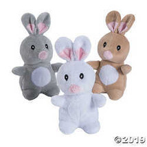 Super Soft Stuffed Easter Bunnies - $28.36