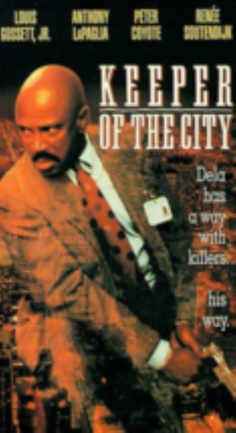 Keeper of the City Vhs