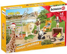 Schleich Wild Life Advent Calendar - $60.38