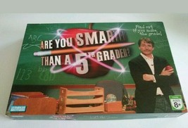 Are You Smarter Than A 5th Grader Board Game 2007 EUC Complete game - $9.80