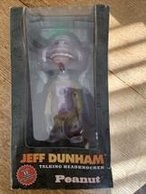Jeff Dunham PEANUT Talking Head Knocker Bobble Head Novelty Collectible - $23.36
