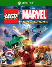 LEGO:MARVEL SUPERHEROES  - Xbox One - (Brand New) - $24.25