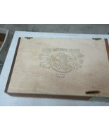 "Tobacciana , Cigar Box , Belinda , 1989 Crop , 101/2""X7""X2"" - $20.00"