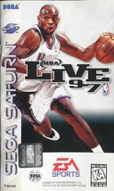 NBA Live 97 Sega Saturn  Disk Only - $7.75