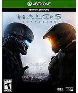 5 diascs Halo 5: Guardians (Microsoft Xbox One, 2015) - $51.43