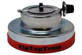 Tip Top Temp Attachable Grill Temperature Regulator Bimetal Coil Control... - €36,66 EUR