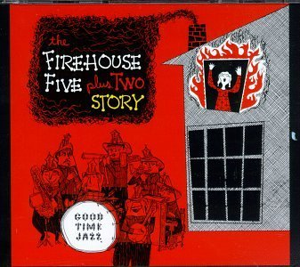 Primary image for The Firehouse Five Plus Two Story [Audio CD] Firehouse Five Plus Two