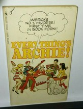 Everything's Archie 1 Pb Comic 1969 - $9.49