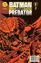 Batman vs. Predator #2 Newsstand Cover (1991-1992) DC & Dark Horse Comics - $10.84