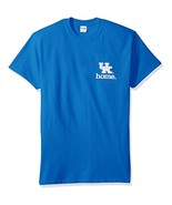 NCAA Kentucky Wildcats State of Mind Short Sleeve Tee, Large, Royal - $15.95