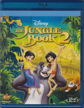 Disney Jungle Book 2 (Blu-ray/DVD, 2014, 2-Disc Set)