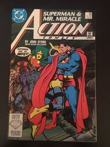 Action Comics (1938 DC) #593 VF Very Fine DC Co... - $9.90
