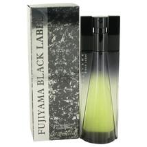 Fujiyama Black Label by Succes De Paris Eau De Toilette Spray 3.4 oz for... - $14.95