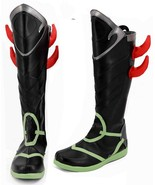 Overwatch Genji Skin Oni Cosplay Boots Buy - $65.00 - $77.00