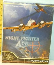 NightFighter Ace Air Defense over Germany 1943-44 Compass Games 2018 UP - $68.26