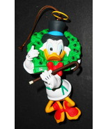 DISNEY CHRISTMAS ORNAMENT SCROOGE  NEW IN BOX NEW IN BOX - $27.72