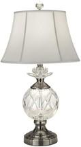 Table Lamp DALE TIFFANY LOTUS SUNRISE 1-Light Antique - $269.99