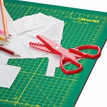 Crafty World Deluxe Cutting Mats - Double Sided Used by Pro Hobbyists - Self Hea image 6