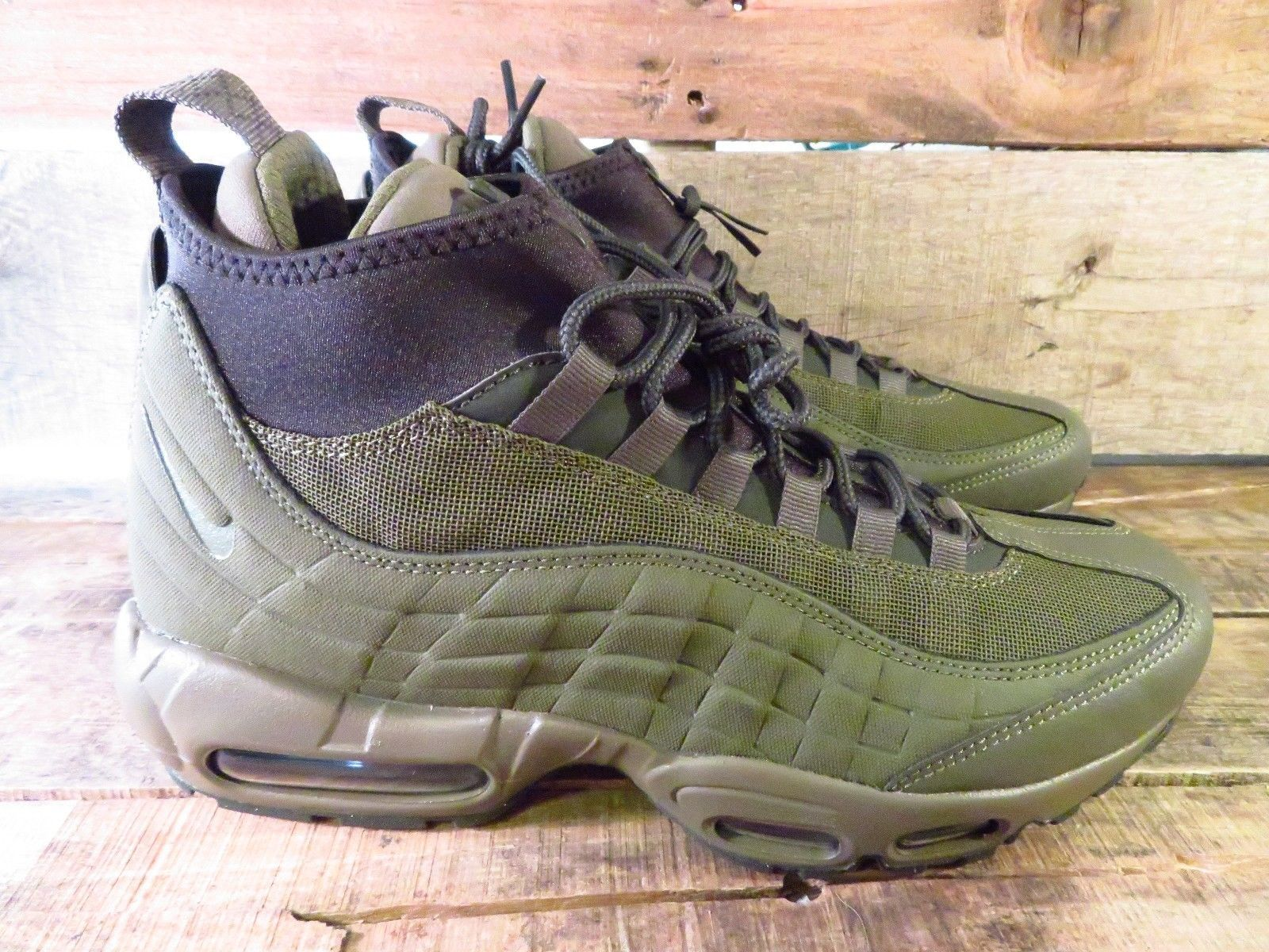 c469f5252dd2ea Nike Air Max 95 Sneakerboot Men s Shoe Size and 50 similar items. 57