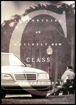 1994 Mercedes-Benz C Class Prestige Brochure 220 280 94 - $9.22