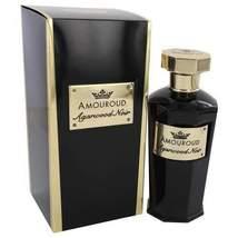Agarwood Noir by Amouroud Eau De Parfum Spray (Unisex) 3.4 oz (Women) - $136.75