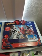 """NEW SEALED Marvel SPIDERMAN 24""""x36"""" 100 Pieces Floor Jigsaw Puzzle 4+ - $15.79"""