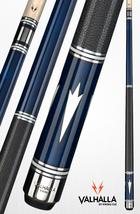 BLUE VA903 MAPLE PRO TAPER VALHALLA VIKING Cue Billiard Pool Stick LEATH... - $211.99+