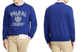 Polo Ralph Lauren Men's Graphic Fleece Sweatshirt, Size M, MSRP $125 - $57.73