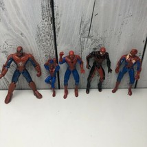 "2000's 90s Marvel Legends Spider-Man/Avengers 5"" Action Figure Lot OF (5... - $26.95"