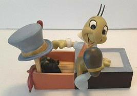 """Disney WDCC """"Let Your Conscience Be Your Guide"""" JIMINY CRICKET in Match ... - $64.30"""