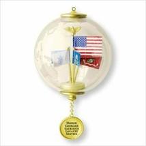 Hallmark Keepsake Ornament A World of Freedom 2007 - $13.98