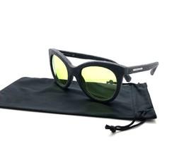Giorgio Armani Lunettes AR8041M 5319/2 Noir Tissu Gris Foncé, Taille 55-... - $96.96