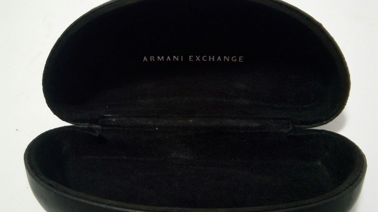 AX Armani Exchange Authentic Hard Glasses Case-Black image 5
