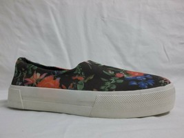 Steve Madden Size 9 M Booombox Floral Loafers Slip Ons New Womens Shoes ... - $68.31