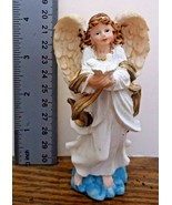 """Angel Holding a Dove K's Collection Resin 4.25 """" Tall - $6.92"""