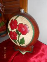 gourd oil lamp - $20.00