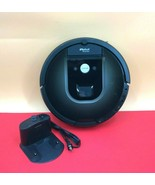 iRobot Roomba 980 Black Vacuum Cleaning Robot with CHARGER #PoiDY4 - $299.34