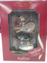 Hallmark Keepsake Ornament The American Girls Collection 1854 Kirsten 20... - $14.85
