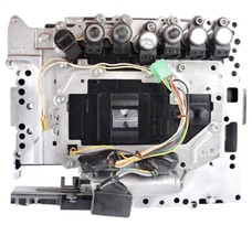 RE5RO5A Valve Body with Solenoids and BOSCH TCM 2nd design Nissan Frontier