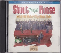 Shout in the House by Motor City Mass Choir Cd image 1