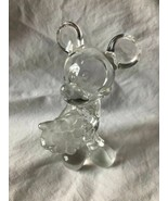 Mickey Mouse Lenox Fine Crystal Figurines Germany - $23.75